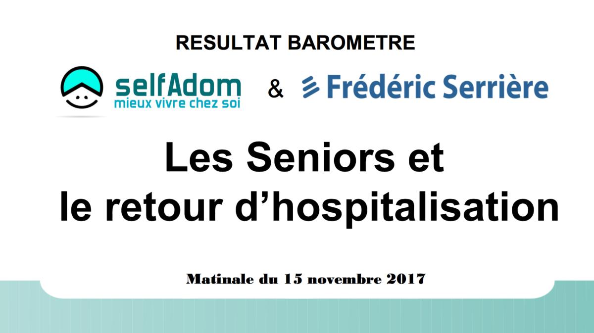 Une étude qualité sur le suivi des patients à domicile après une hospitalisation